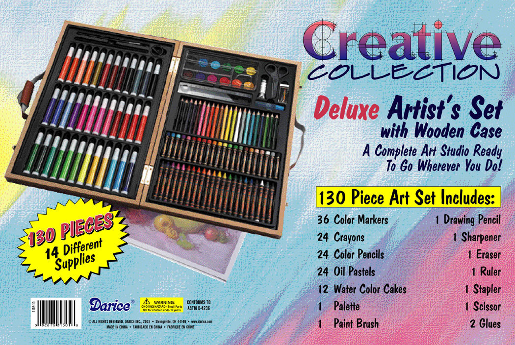teen art kits
