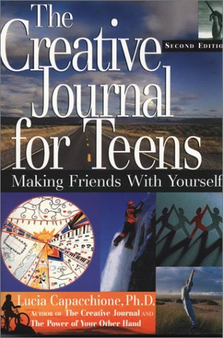 creative journal for teens, journaling